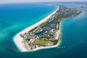 Boca Grande aerial photo