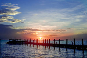 Key Largo sunset wedding by Ceremonies By Kat