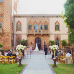 Ceremonies By Kat Platinum venue atSarasota's Ringling Museum wedding