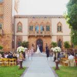 Ceremonies By Kat Platinum venue atSarasota's Ringling Museum wedding