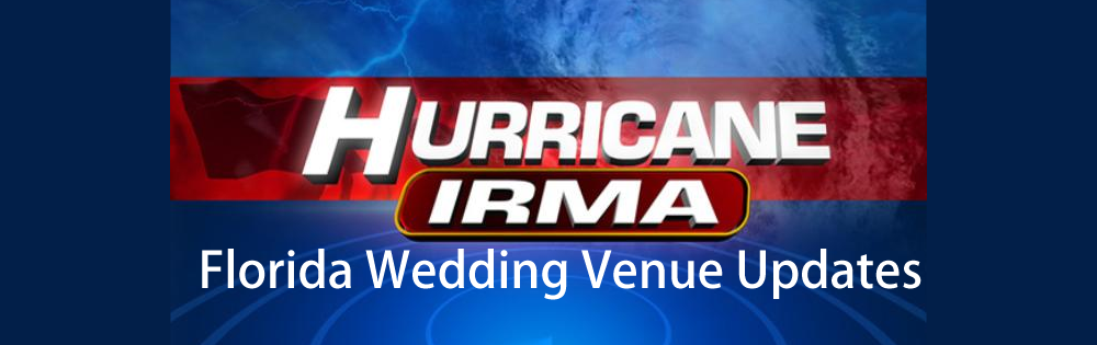 Wedding venue status updates after Hurricane Irma