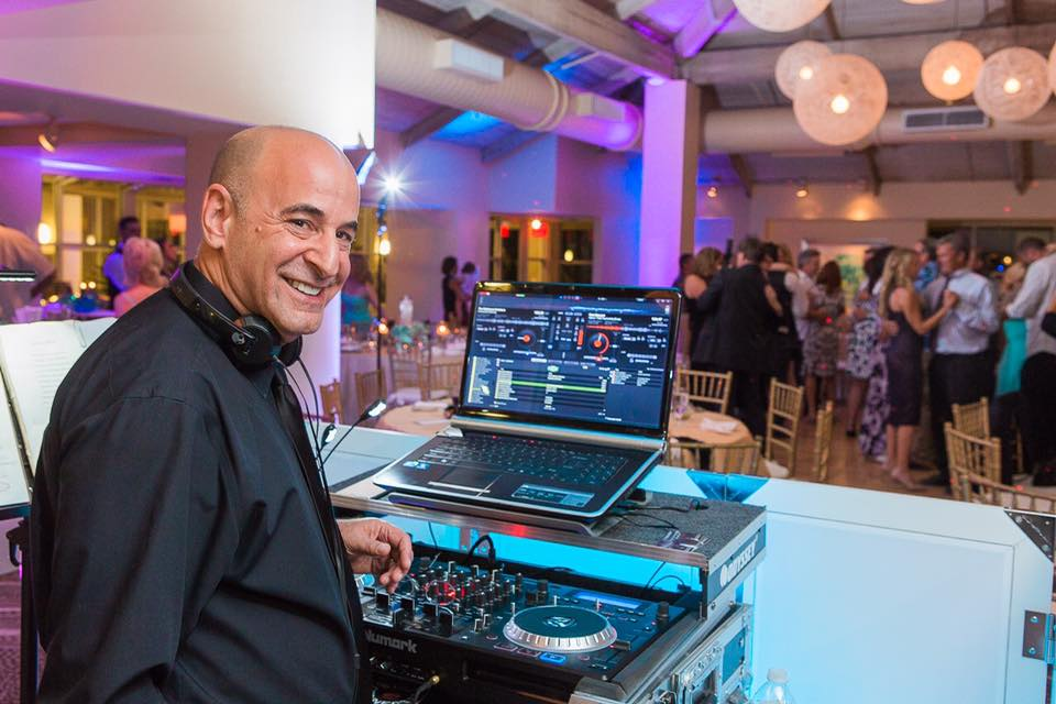 Russ Ginsberg, best wedding DJ in the Florida Keys