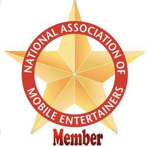 Russ Ginsberg award -National Assn Of Mobile Entertainers